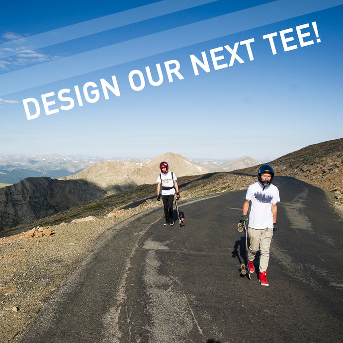 Design Contest - Design our next tee!