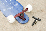 What are Reverse Kingpin Longboard Trucks?
