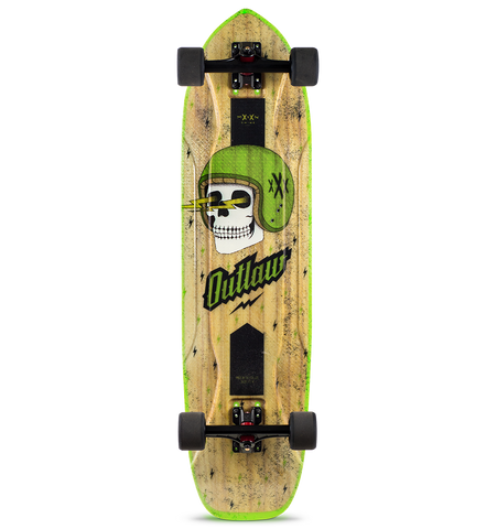 Moonshine MFG Outlaw Longboard