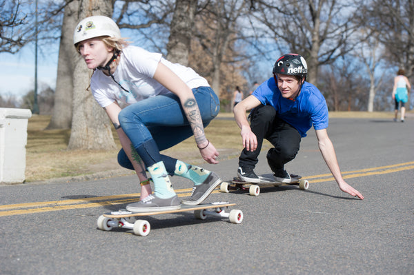 Longboards for girls