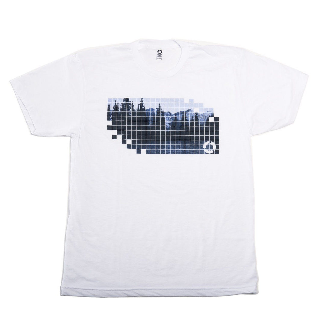 Mountain Grid Tee