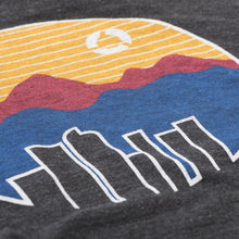 Colorado Flag Tank Top Gray
