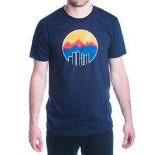 Colorado Tee - Navy Blue