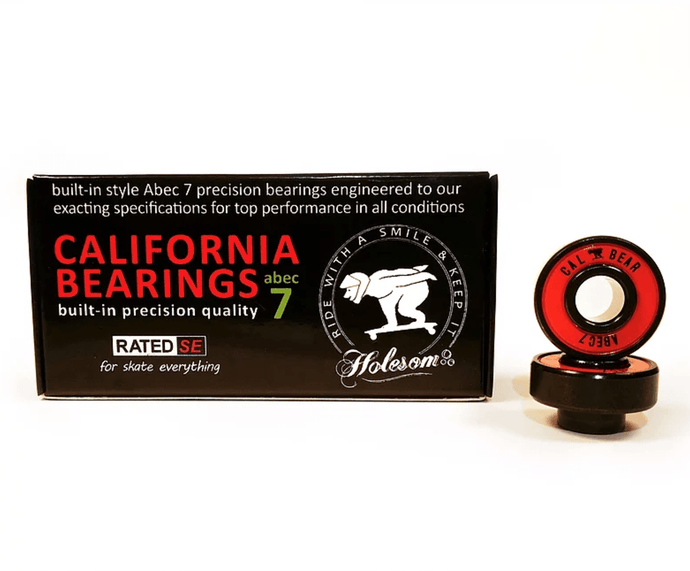 California longboard bearings