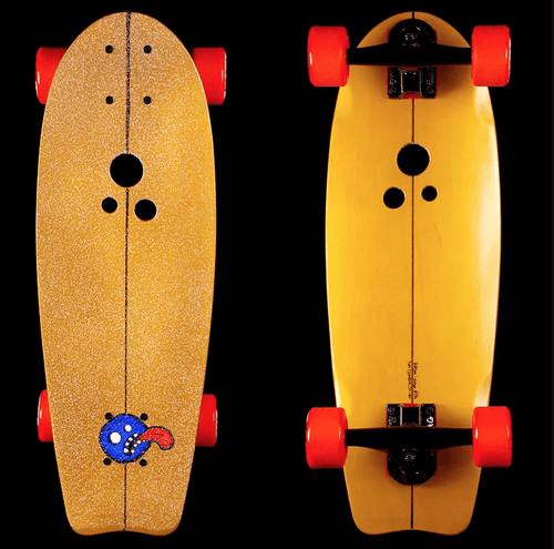 Holesom Crouton Mini Cruiser
