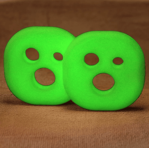 Holesom Glow Slide Pucks