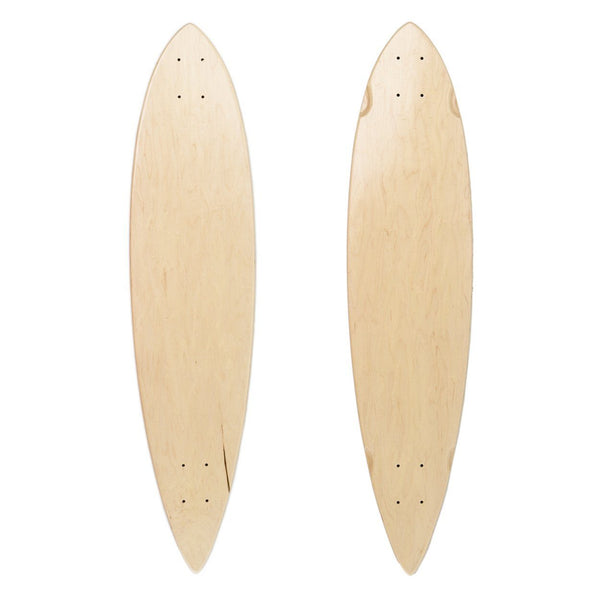 Speer Blank Pintail Deck