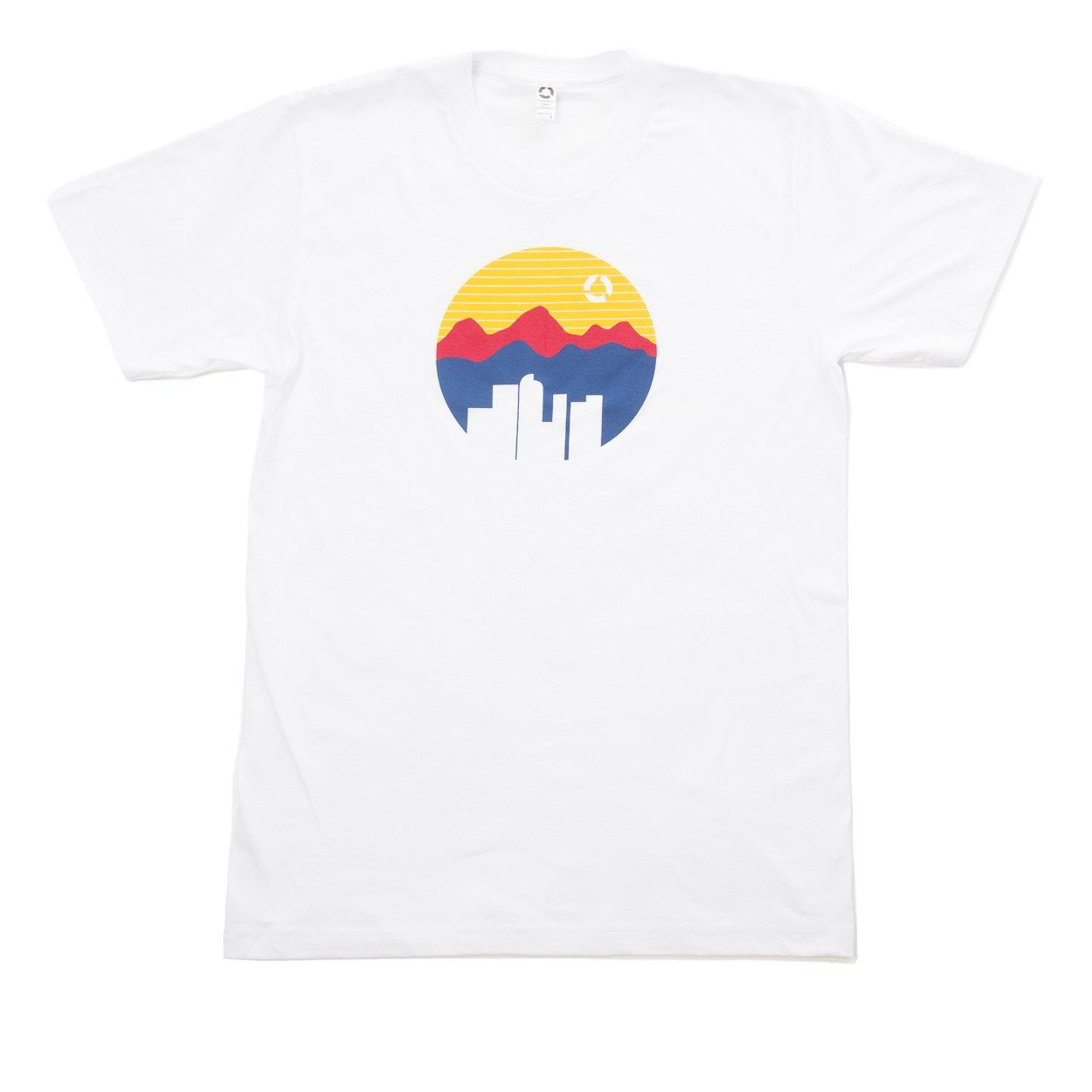 Colorado Tee - White