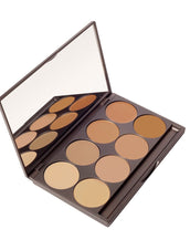 Cream Pro-Palette Foundation Palette #1