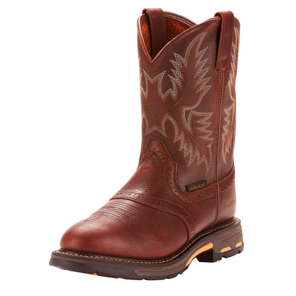 Ariat 10001187 Workhog PullOn Copper