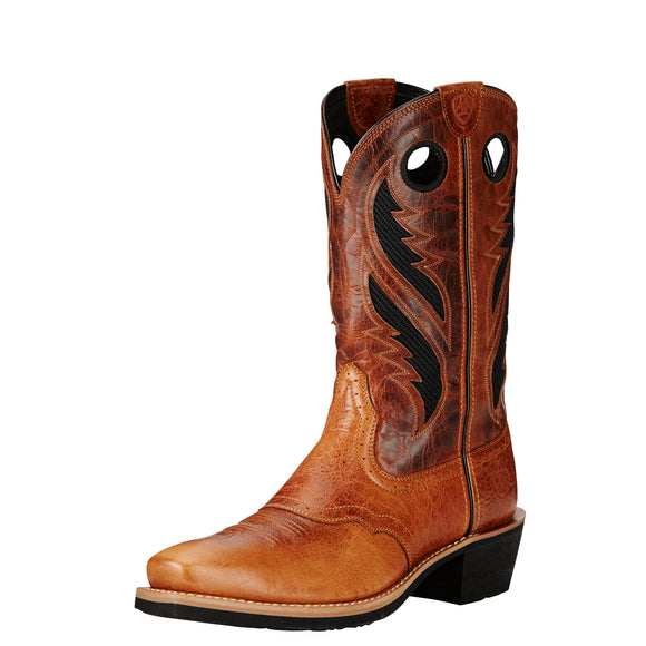 ARIAT 10019980 HRTG VENTTEK BROWN