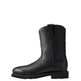 Ariat Mens 10021473 Sierra Steel Toe Black