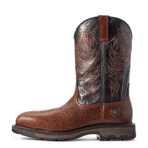 Ariat 10031528 Workhog CT Brn OST