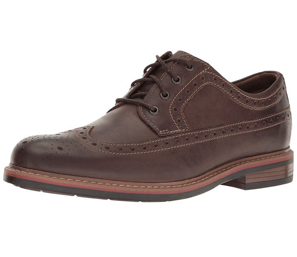 BOSTONIAN MELSHIRE Wing-Tip Cognac
