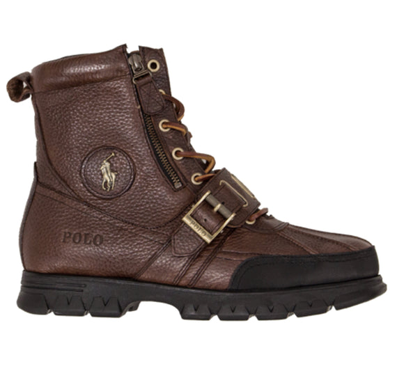 Polo Ralph Lauren Andres Leather Boot