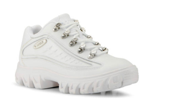 LUGZ DOT.COM 2.0 Sneaker Oxford White