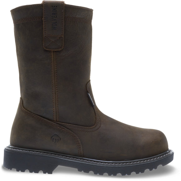 Wolverine W10680 Floorhand Welly Steel Toe