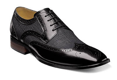 Stacy Adams Kemper Wingtip Oxford