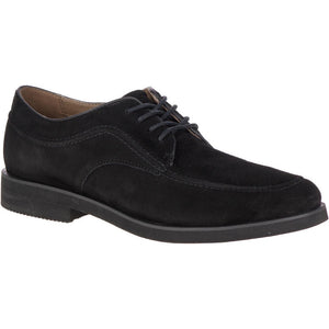 Hush Puppies Bracco MT Oxford Black Suede