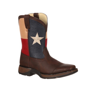 Durango BT246 Texas Flag Kids Boot