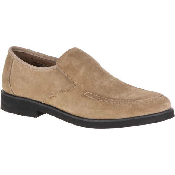 Hush Puppies Bracco HM01882-253 Slip-On Taupe Suede