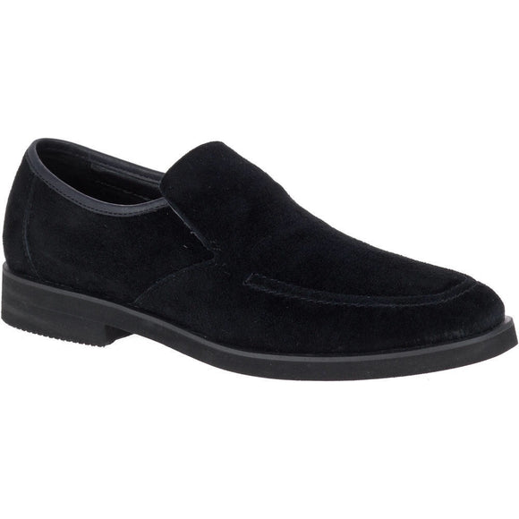 Hush Puppies Bracco MT Slip-On Black Suede