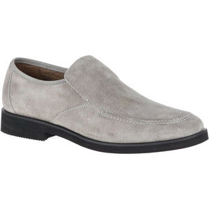 Hush Puppies Bracco HM01882-020 Slip-On Cool Grey Suede