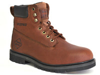 Work Zone S654 ST Toe Brown