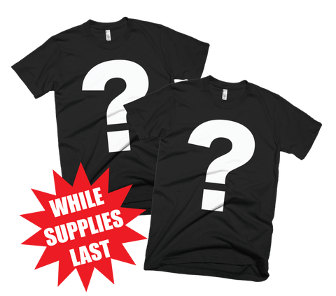 2 for 1 Mystery Womens Tees - Furry Feline Creatives - Furry Feline Creatives