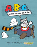 ABC Come Learn With Me Book - Furry Feline Creatives