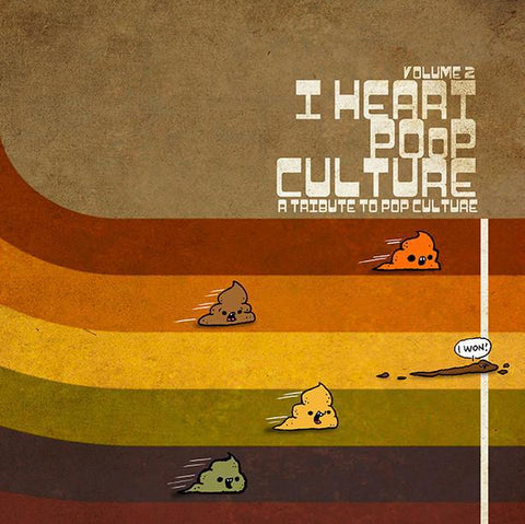 I Heart POop Culture Volume 2 - I Heart Poop Culture - Furry Feline Creatives