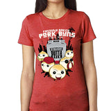 Baked Pork Buns Women's Tee - Furry Feline Creatives