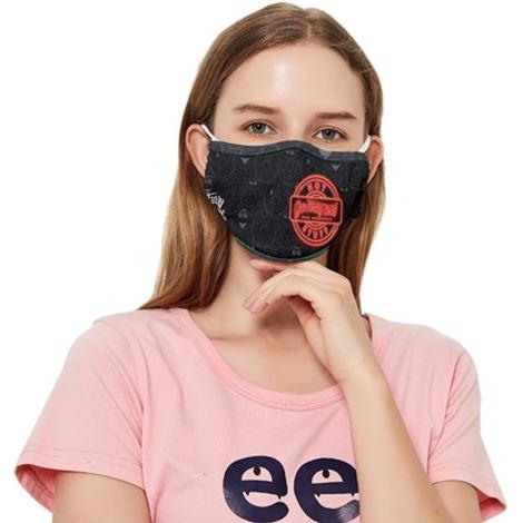 Go Kray Hot Stuff Fitted Cloth Face Mask With Filters