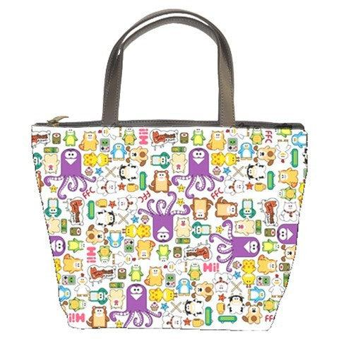 Purridge & Friends Kawaii Handbag - Purridge & Friends - Furry Feline Creatives