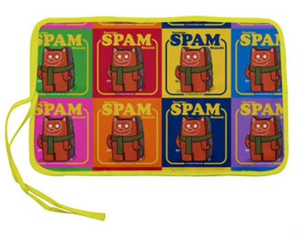 Purridge Spam Pen Holder