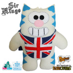 Handmade Sir Ringo (Limited Edition) - Purridge & Friends - Furry Feline Creatives