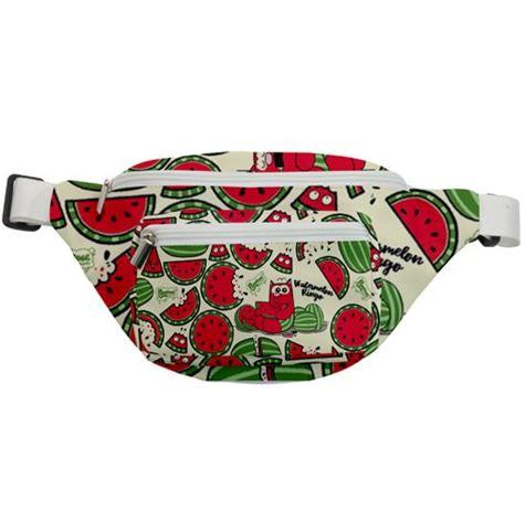 Watermelon Ringo Fanny Pack