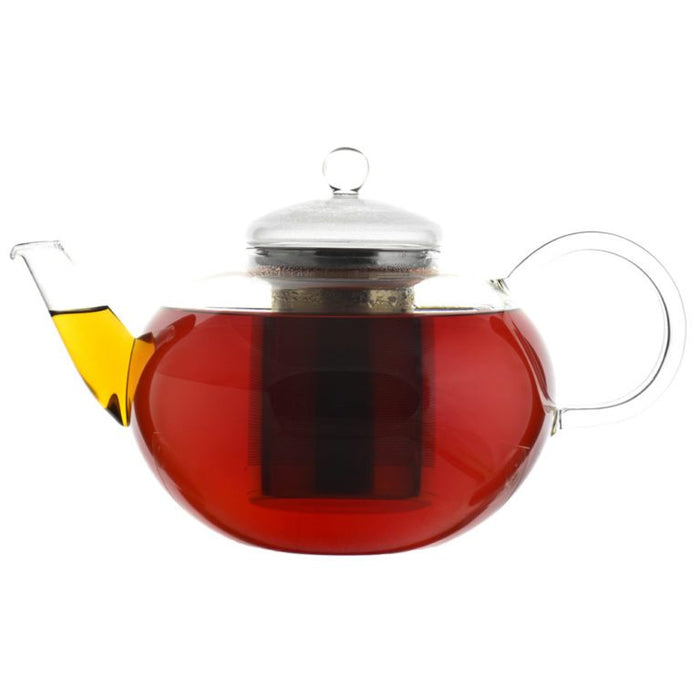 Cambridge jumbo teapot with infuser Accessory | Nerd Teas