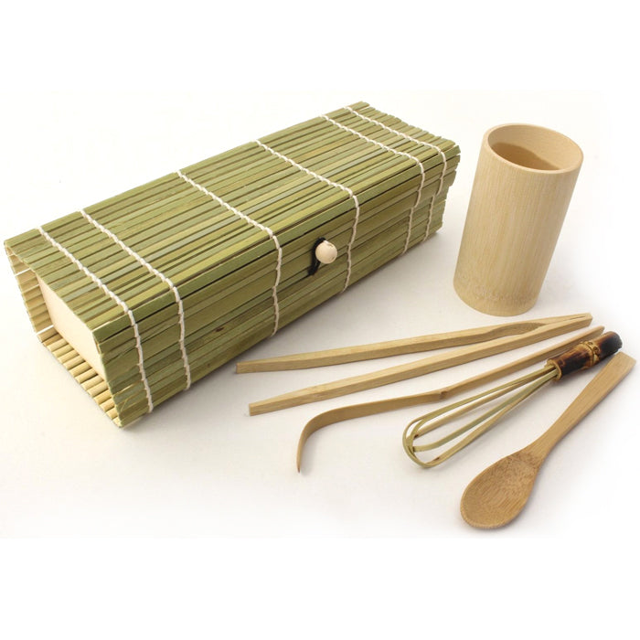 Bamboo Matcha Tea Gift Set Accessory | Nerd Teas