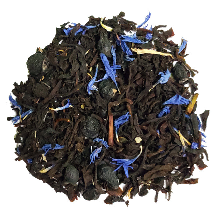 Blueberry Black Loose Tea | Nerd Teas