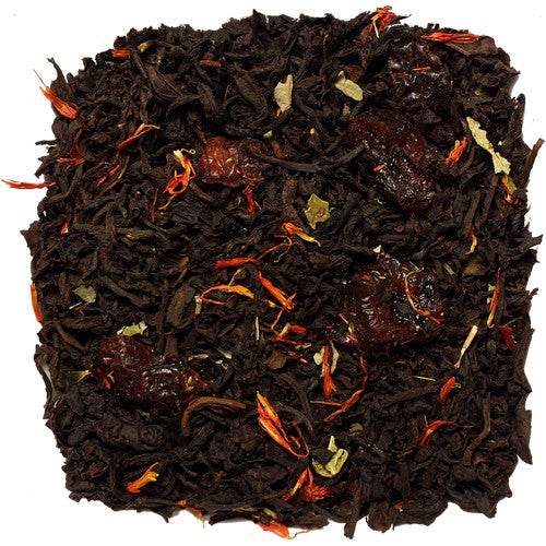 Cranberry Black Loose Tea | Nerd Teas