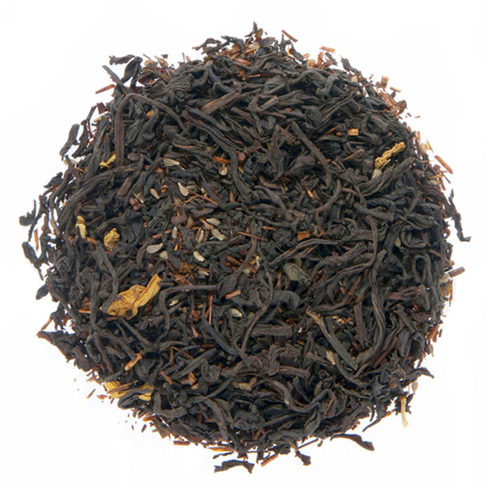 Dutch Liquorice Black Loose Tea | Nerd Teas