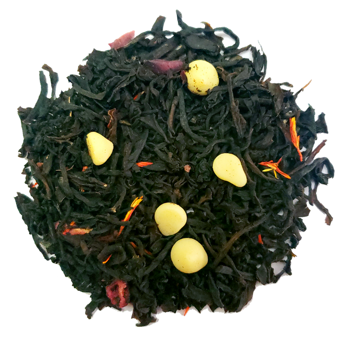 Black Forest Cake Black Loose Tea | Nerd Teas