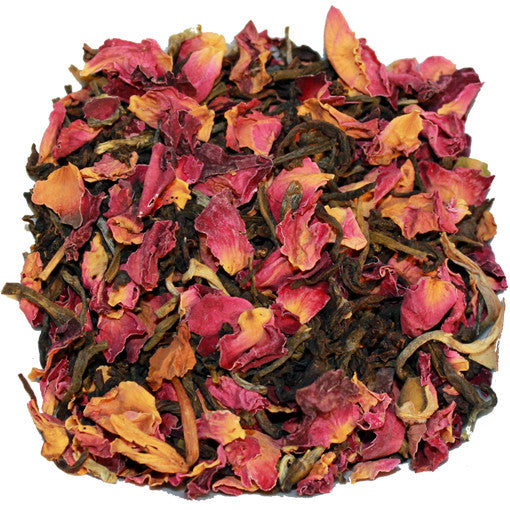 Garden Earl Black Loose Tea | Nerd Teas