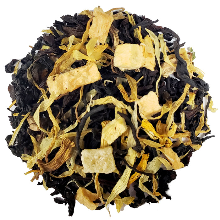 Mango Lagoon Black Loose Tea | Nerd Teas