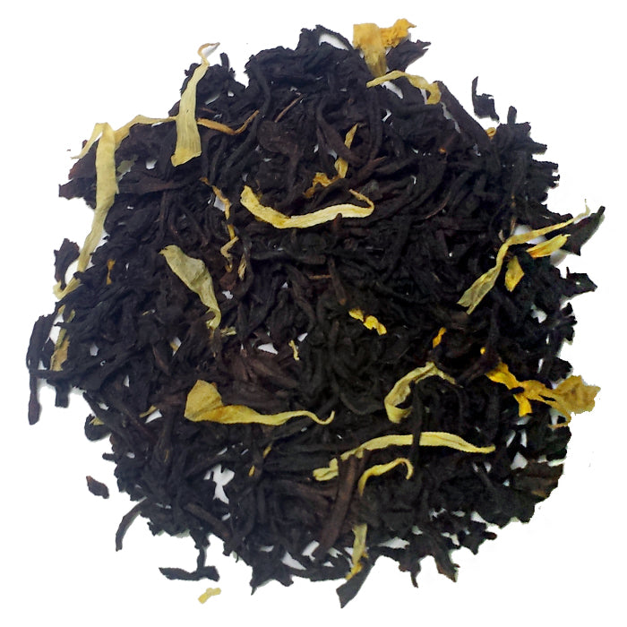 Monk's Blend Black Loose Tea | Nerd Teas