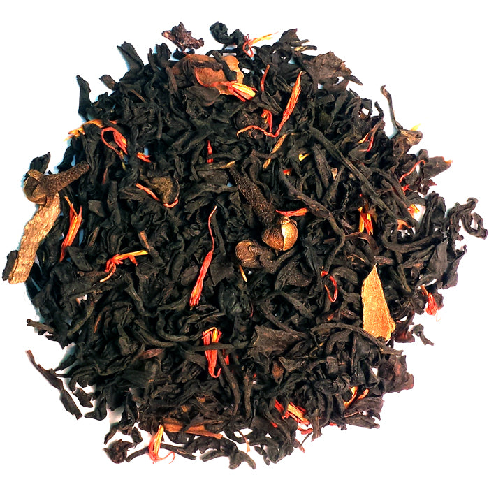 Spiced Wine Black Loose Tea | Nerd Teas