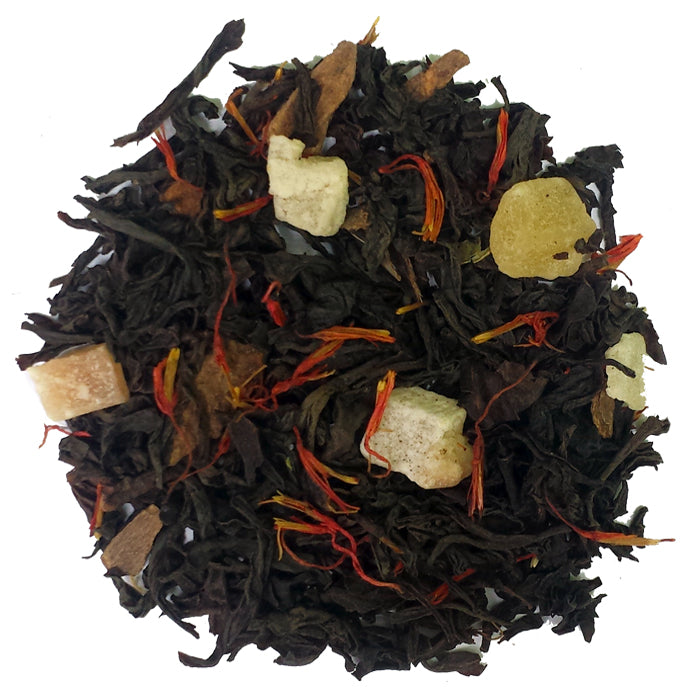 Tropical Fire Black Loose Tea | Nerd Teas