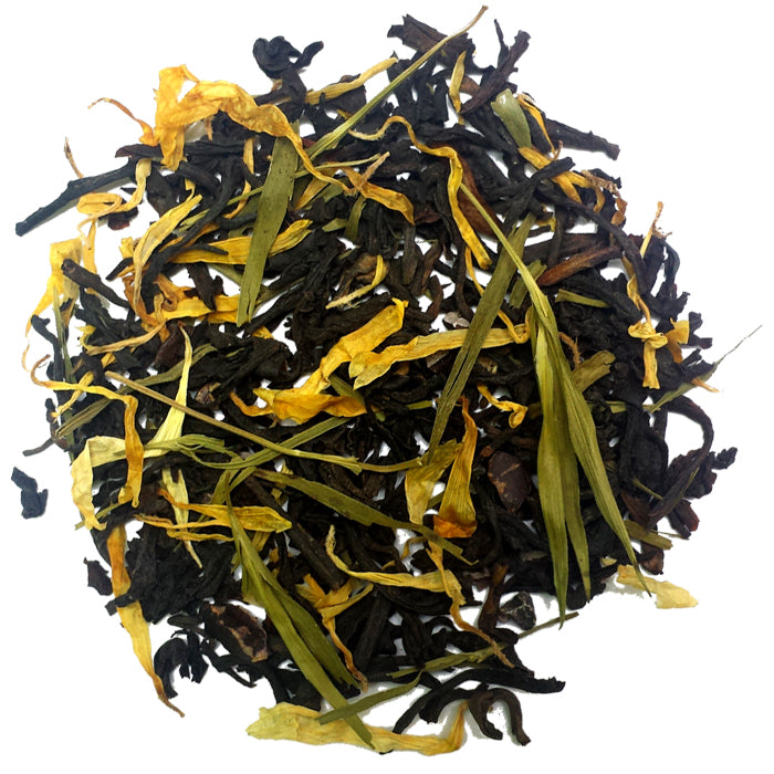 Vanilla Bean Black Loose Tea | Nerd Teas