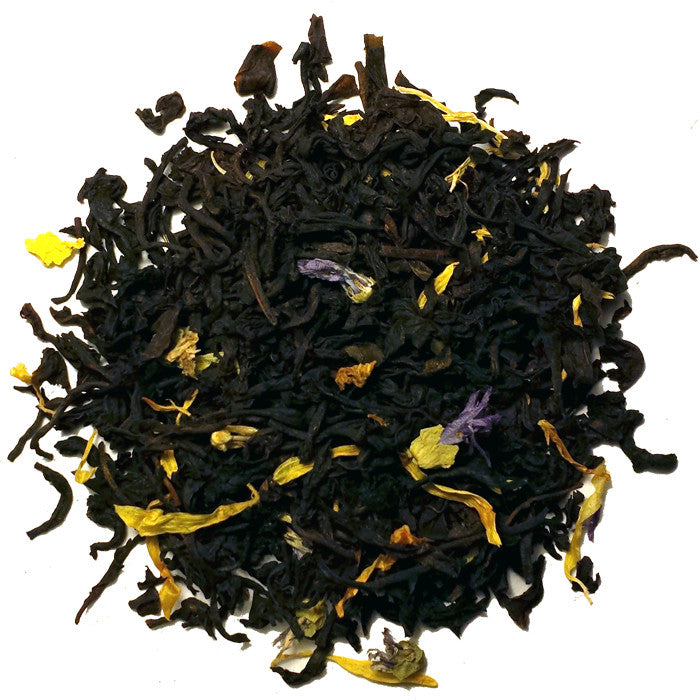 Vanilla Hazelnut Black Loose Tea | Nerd Teas